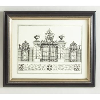 Chelsea House Grand Garden Gate- IV Wall Art