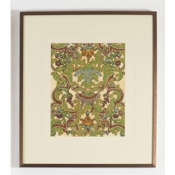 Chelsea House Antique Adornment-II Wall Art
