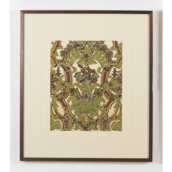Chelsea House Antique Adornment-III Wall Art