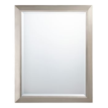 Kichler Signature Mirror in Brushed Nickel