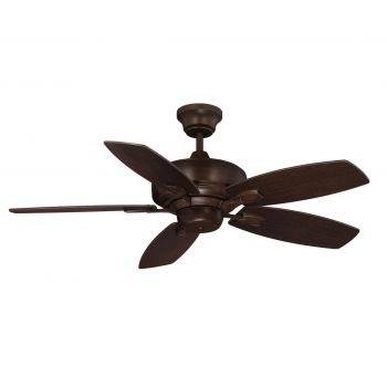 "Savoy House Wind Star 42"" Ceiling Fan in Espresso"