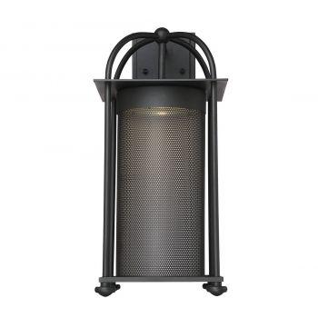 Savoy House Sierra Outdoor Wall Lantern in Black