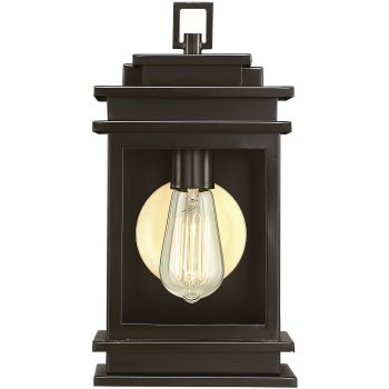 "Savoy House Reading 13"" Outdoor Wall Lantern in English Bronze"