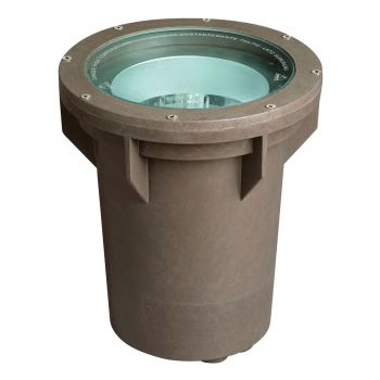 Hinkley 52000BZ 1-Light Outdoor Landscape 120V Well in Bronze
