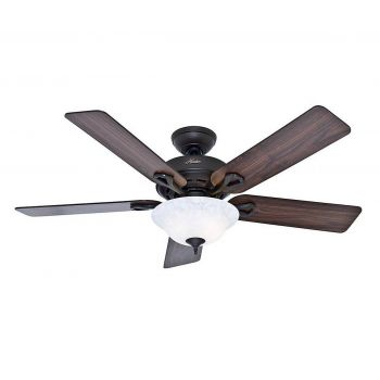 "Hunter Kensington 52"" Ceiling Fan in New Bronze"