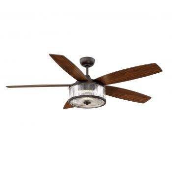"Savoy House Phoebe 56"" Ceiling Fan in English Bronze"