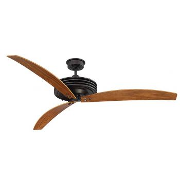"Savoy House Fairfax 60"" 3 Blade Ceiling Fan in English Bronze"
