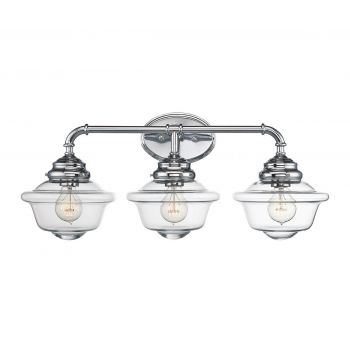 Bathroom Light Fixtures - Industrial, Contemporary, Transitional ...