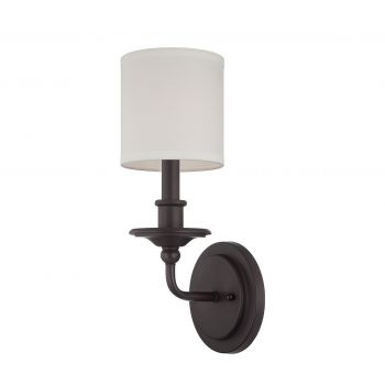 Savoy House Aubree Wall Sconce in English Bronze