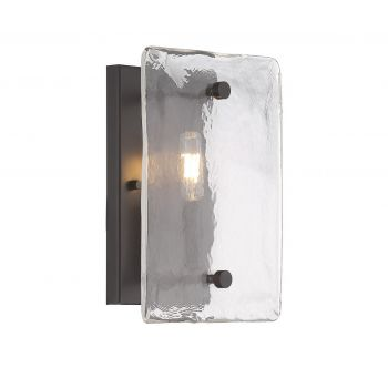 Savoy House Glenwood 1-Light Sconce in English Bronze