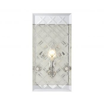 Savoy House Addison 1-Light Sconce in Polished Nickel