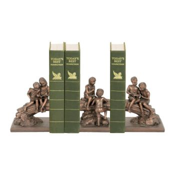 Sterling Industries Set of 3 Secret Tree Bookends