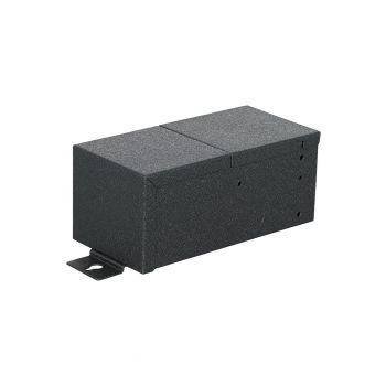 """Sea Gull Lighting Transformers 8.81"""" LED Tape Light Transformer in Black"""