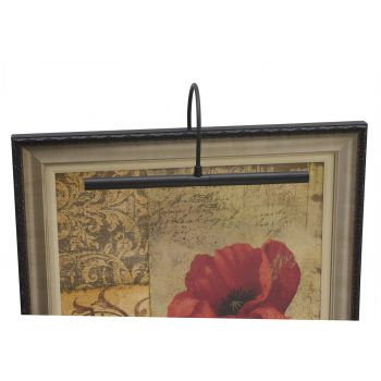 """House of Troy Advent Profile LED 16"""" Black Picture Light"""