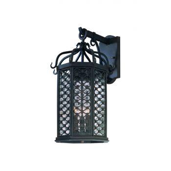 Troy Lighting Los Olivos 3-Light Outdoor Wall Lantern