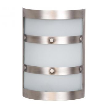 Teiber Metal and Glass Doorbell Chime in Pewter