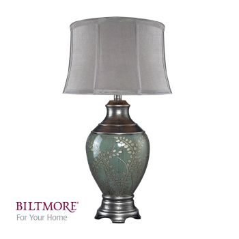 Dimond Chippendale Table Lamp in Pinery Green Finish