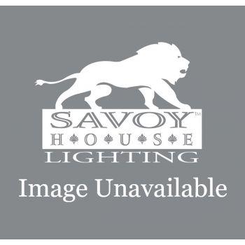 """Savoy House 18"""" Fan Downrod in Aged Steel"""