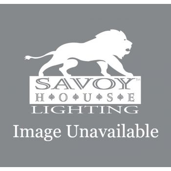 "Savoy House 48"" Fan Downrod in Byzantine Bronze"