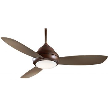 """Minka-Aire Concept I 44"""" LED Ceiling Fan in Oil Rubbed Bronze"""