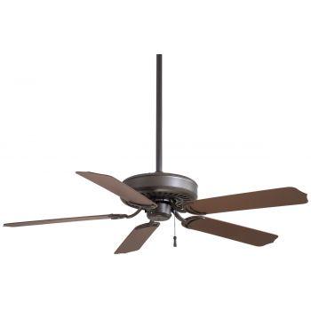 """Minka-Aire Sundance 52"""" Outdoor Ceiling Fan in Oil Rubbed Bronze"""