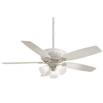 Minka-Aire Classica Uni-Pack Ceiling Fan in Provencal Blanc