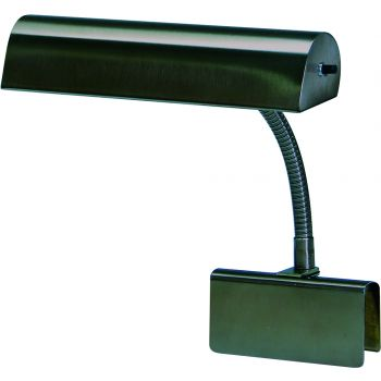 """House of Troy Grand Piano Lamp 10"""" Mahoganey Bronze"""