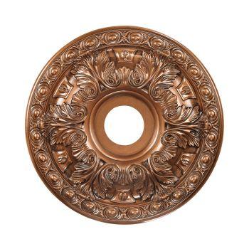"Elk Lighting Pennington 18"" Medallion in Antique Bronze"