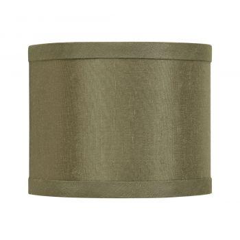 """Craftmade Design & Combine 5.5"""" Mini Drum Shade in Dark Olive"""