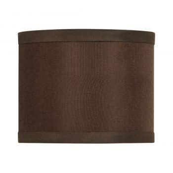 """Craftmade Design & Combine 5.5"""" Mini Drum Shade in Chocolate"""