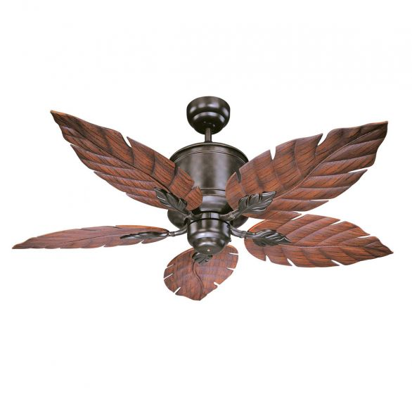 Savoy House Portico Indoor/Outdoor Ceiling Fan in English Bronze