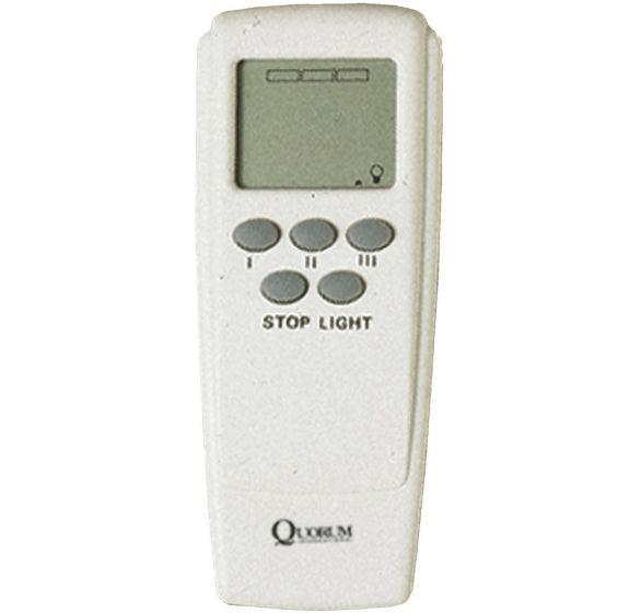 Quorum Fan Accessories Fan Remote in White