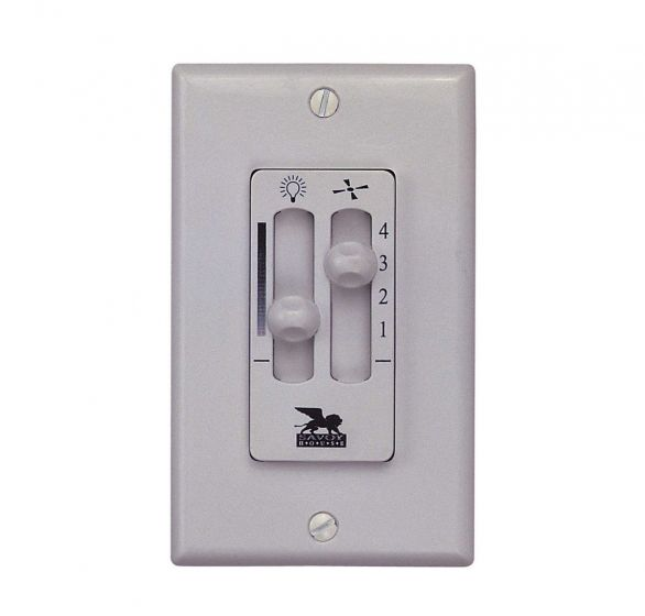 Savoy House Fan/Light Dual Slide Fan Control