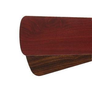 Quorum Fan Accessories Fan Blades in Rosewood/Walnut (Set of 6)