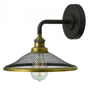 Hinkley Rigby 1-Light Wall Sconce in Buckeye Bronze