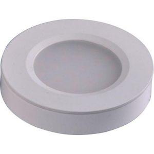 Maxim Lighting CounterMax MX-LD-R 24-Light 24-Light Under Cabinet Disc in White