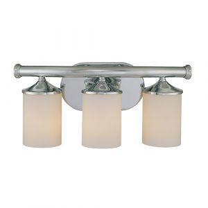 Millennium Lighting 7000 Series 3-Light Bath Vanity in Chrome