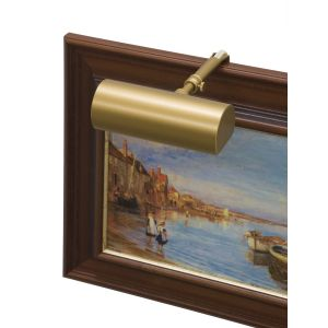 "House of Troy Contemporary 5"" Picture Light in Gold Finish"