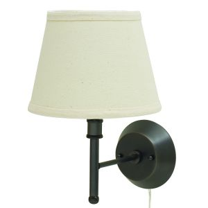 House of Troy Wall Pin-up Lamp in Oil Rubbed Bronze Finish