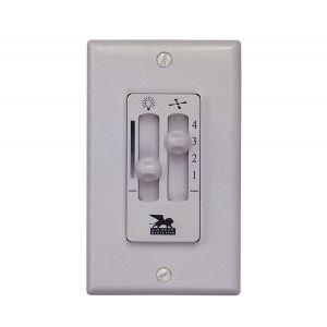 Piedmont Fan/Light Dual Slide Fan Control