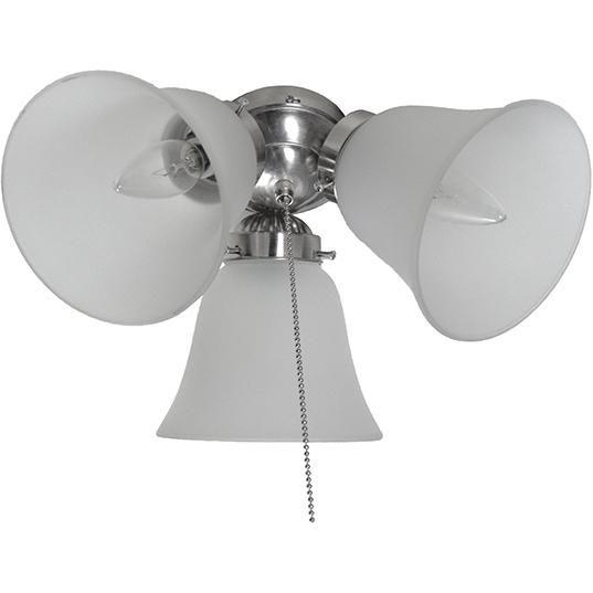 Aeronautical Ceiling Fan : Maxim lighting basic max quot light ceiling fan kit