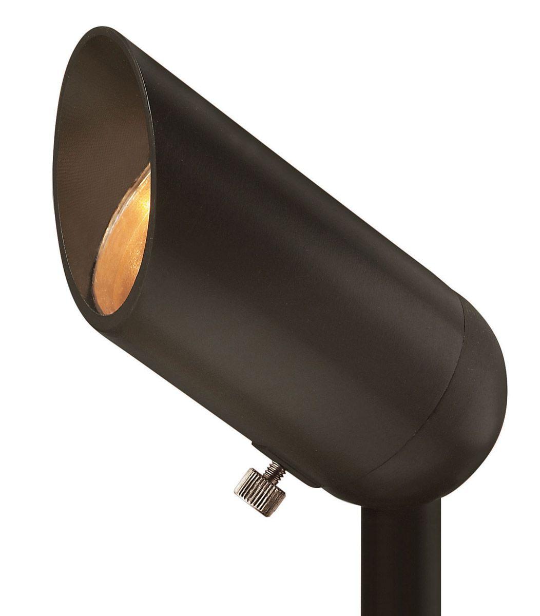 Landscape Lighting Online: Hinkley 1-Light Outdoor Landscape Accent MR16 Spot In
