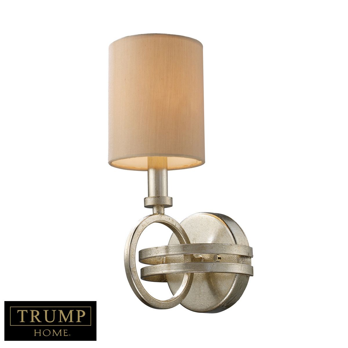 Wall Sconces Nyc: Elk New York Trump Home Sconce