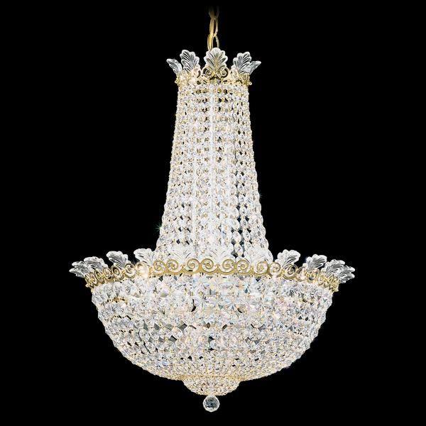 Schonbek Roman Empire 16 Light Crystal Chandelier
