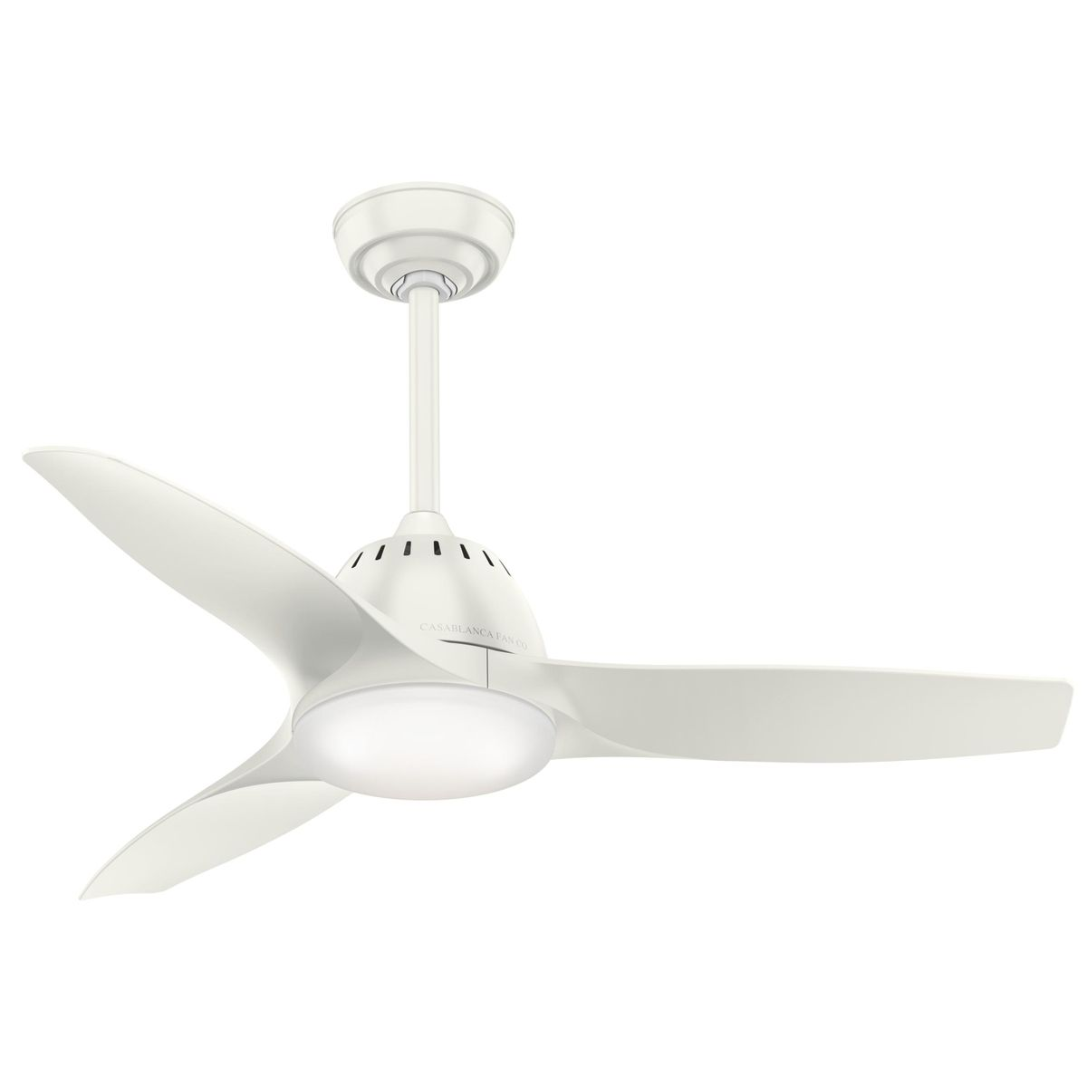 Casablanca Wisp 44 Led Indoor Ceiling Fan In White