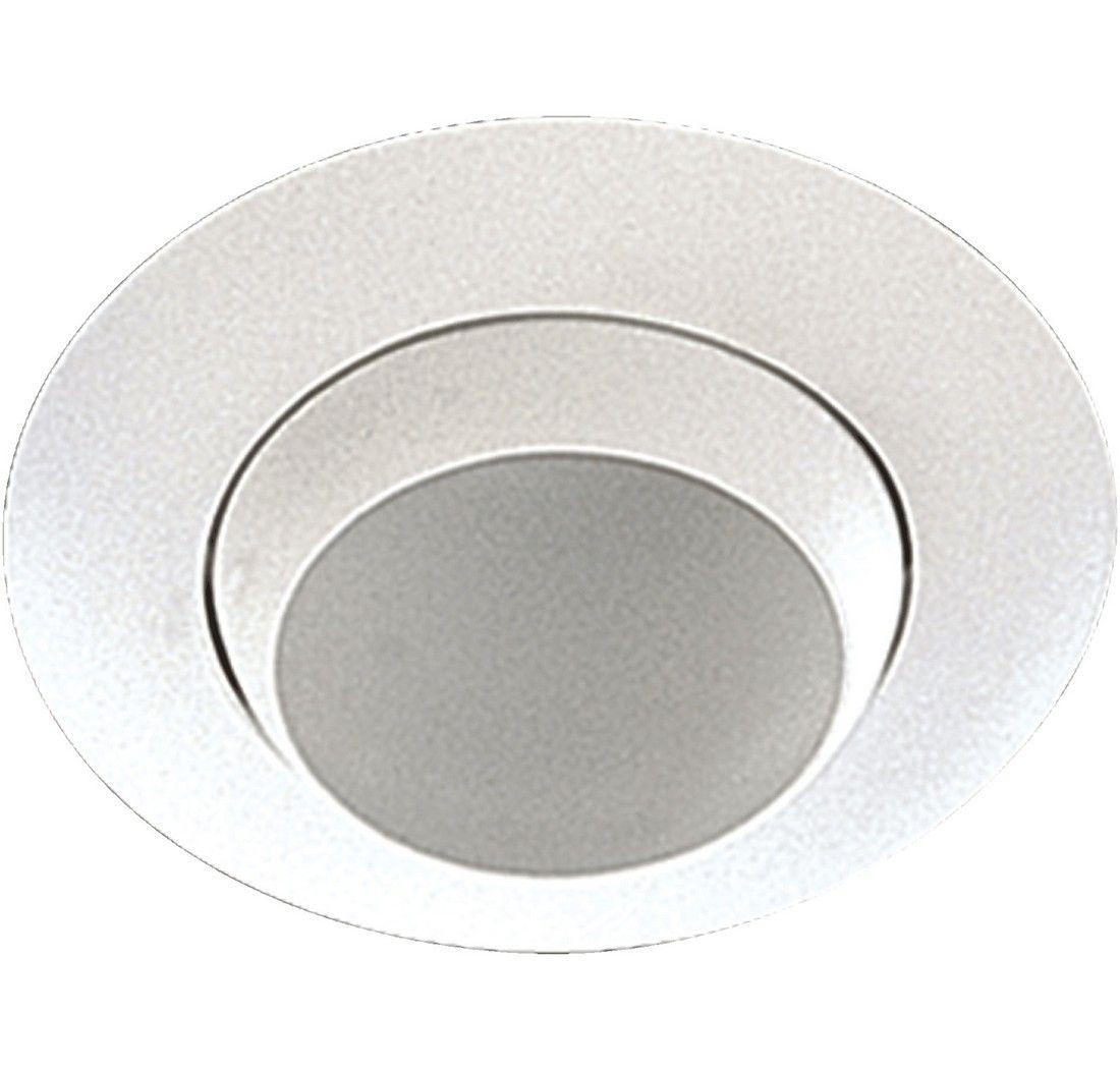 Quorum Ceiling 8 Recessed Light In White