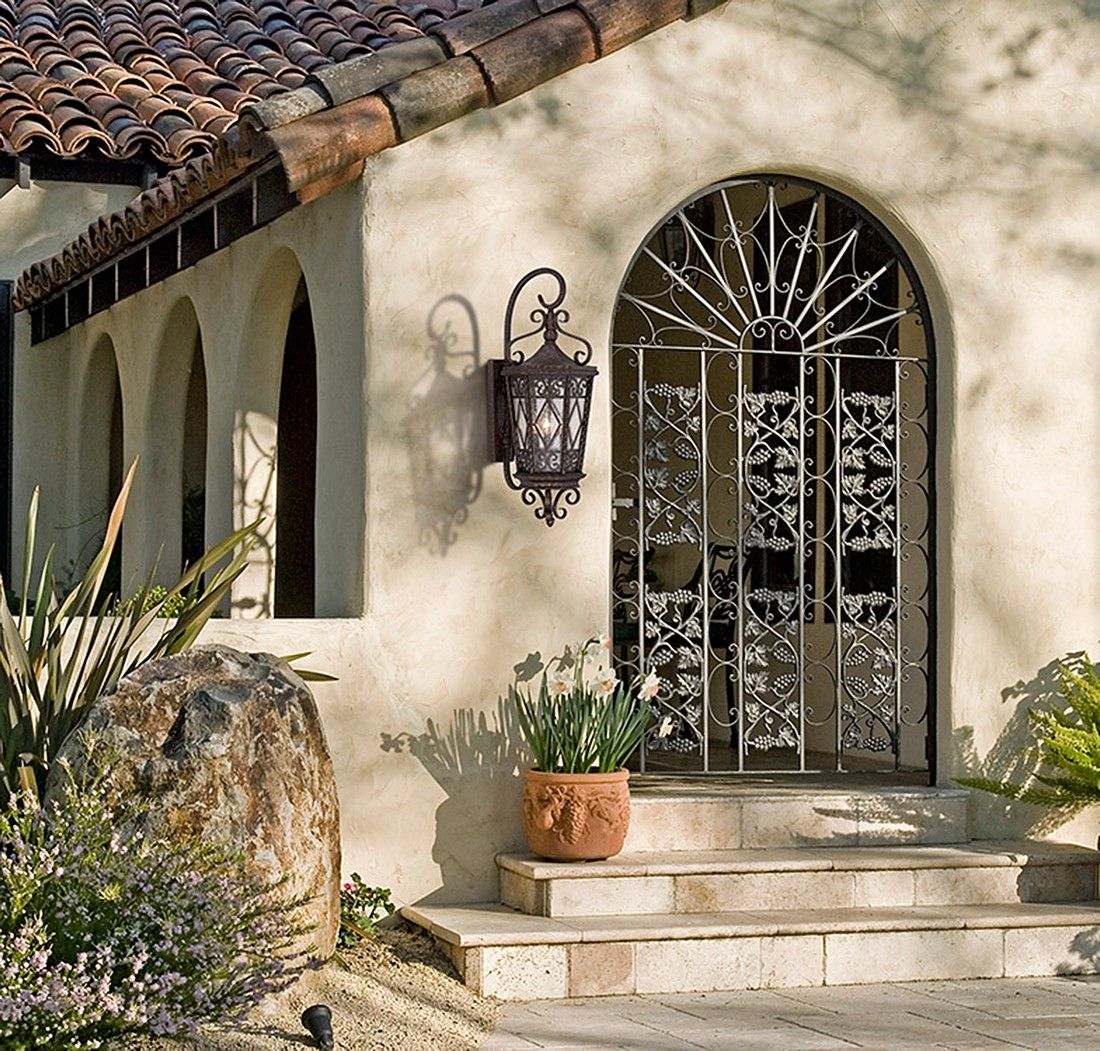 Outdoor Wall Sconce Half Sun And Details Rustic Light: Savoy House Pierce Paxton 3-Light Outdoor Wall Lantern In