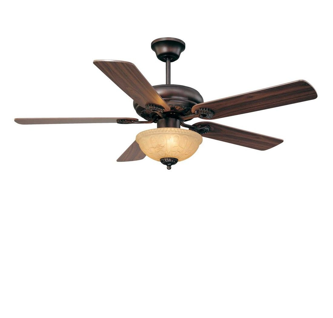 New 52 3 Light Bronze Indoor Ceiling Fan Best Price: Savoy House Charleston 3-Light Ceiling Fan In English