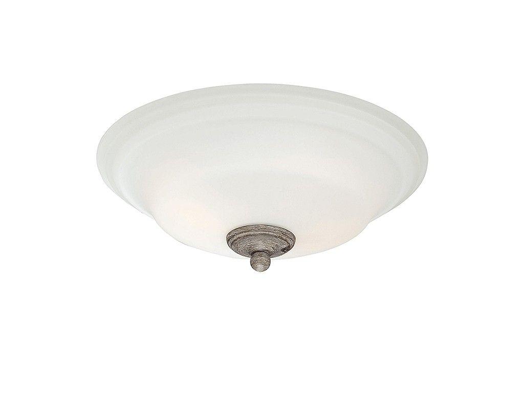 Savoy House Windstar 2 Light Fan Light Kit In Aged Wood