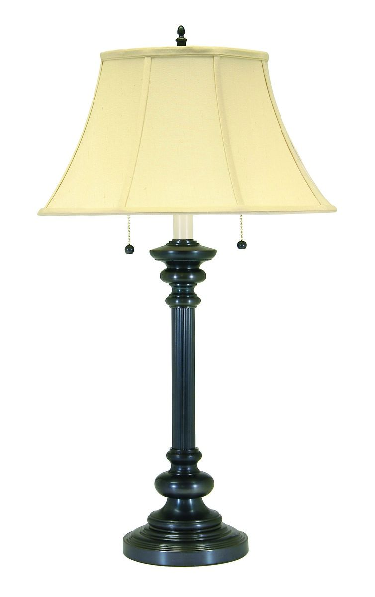 House Of Troy Newport 30 25 Oil Rubbed Bronze Table Lamps Table